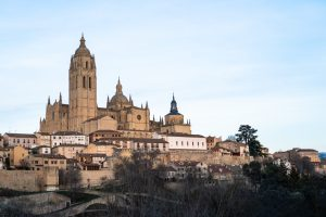Photo of the Cathedral of Segovia