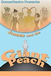 Poster for James and the Giant Peach production