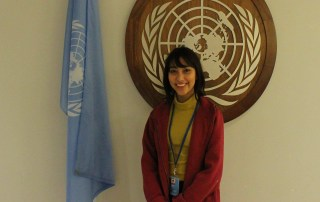 Anukriti Kunwar '22 attends Commission on the Status of Women's 63rd session