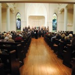 The Centre Singers and Centre Women's Voices present music