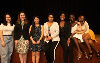 The office of diversity and inculsion held its first ever Intercultural Award Ceremony and graduation.