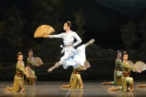 Shanghai Ballet's The Butterfly Lovers