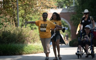 Centre hosted the annual family weekend September 27-29, 2019.
