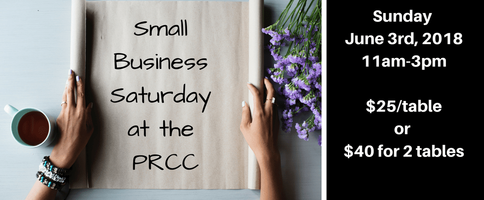 Small-Business-Saturday-at-the-PRCC-2018-slider