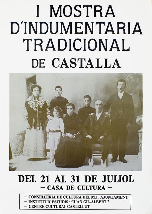 Mostra indumentària Castalla