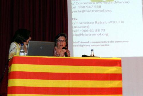 1 Biotremol Jornades Sostenibilitat Centre Cultural Castellut