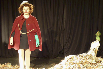 Samedi 16 octobre à 18h // Teatru Ghjovanu // L'ours qui n'était pas là
