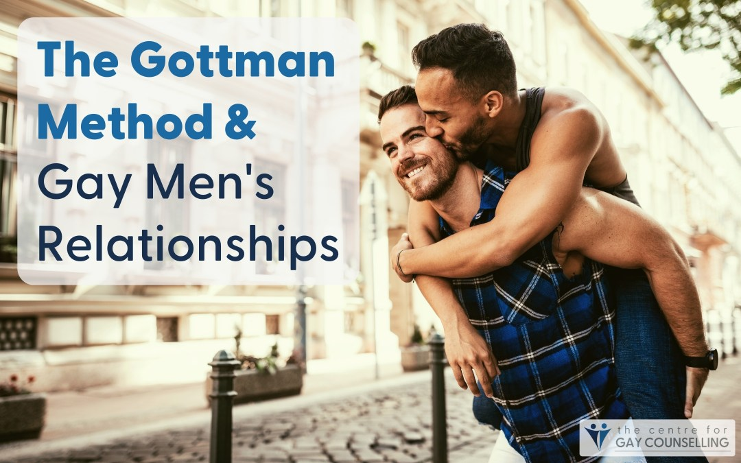 What is the Gottman Method? Can it Help Gay Men Build Stronger Relationships?