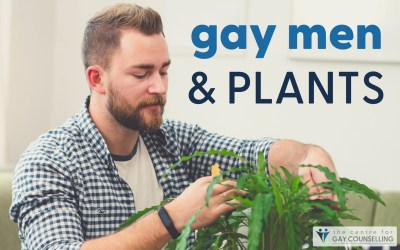8 Ways Plants are Teaching Gay Men to Live Mindfully & Care for Themselves Without Judgment