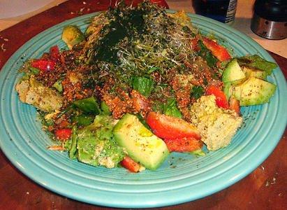 Salade de Quinoa | Photo : Flickr
