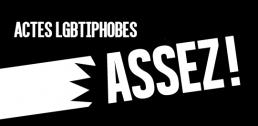 Actes de violences LGBTI-phobes : face à la brutalité, agir vite !