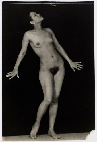 Luvre Adrienne Fidelin nue  Centre Pompidou