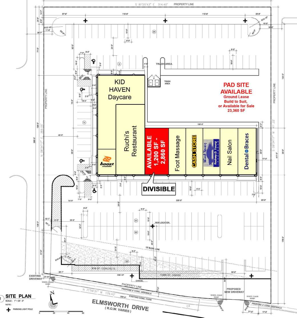 West Belt Center Flier - Lot