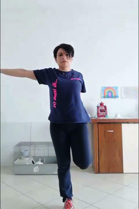 Aerobica 27 03 2020 by Cristina