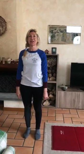 Pilates 01 04 2020 by Cristiana