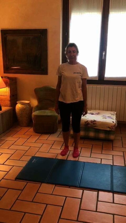 Pilates 20 05 2020 by Cristiana