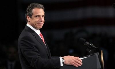 New York Gov Andrew Cuomo