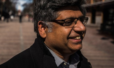Faisal Gill Vermont Democrats' Muslim Chairman