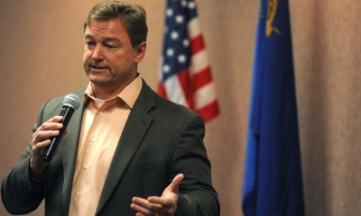 Senator Dean Heller failed to please the citizens of Nevada