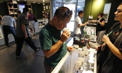 Henderson Legalizing recreational Marijuana