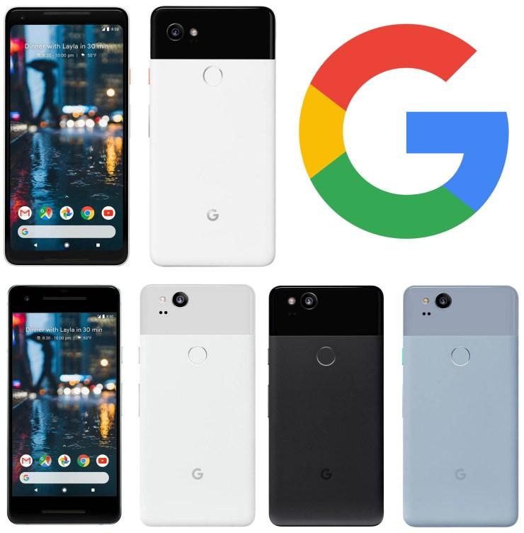 Google Pixel 2 XL LEAK AHEAD LAUNCH EVENT
