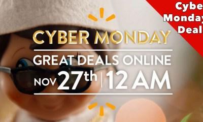 Walmart Cyber Monday 2017 deals