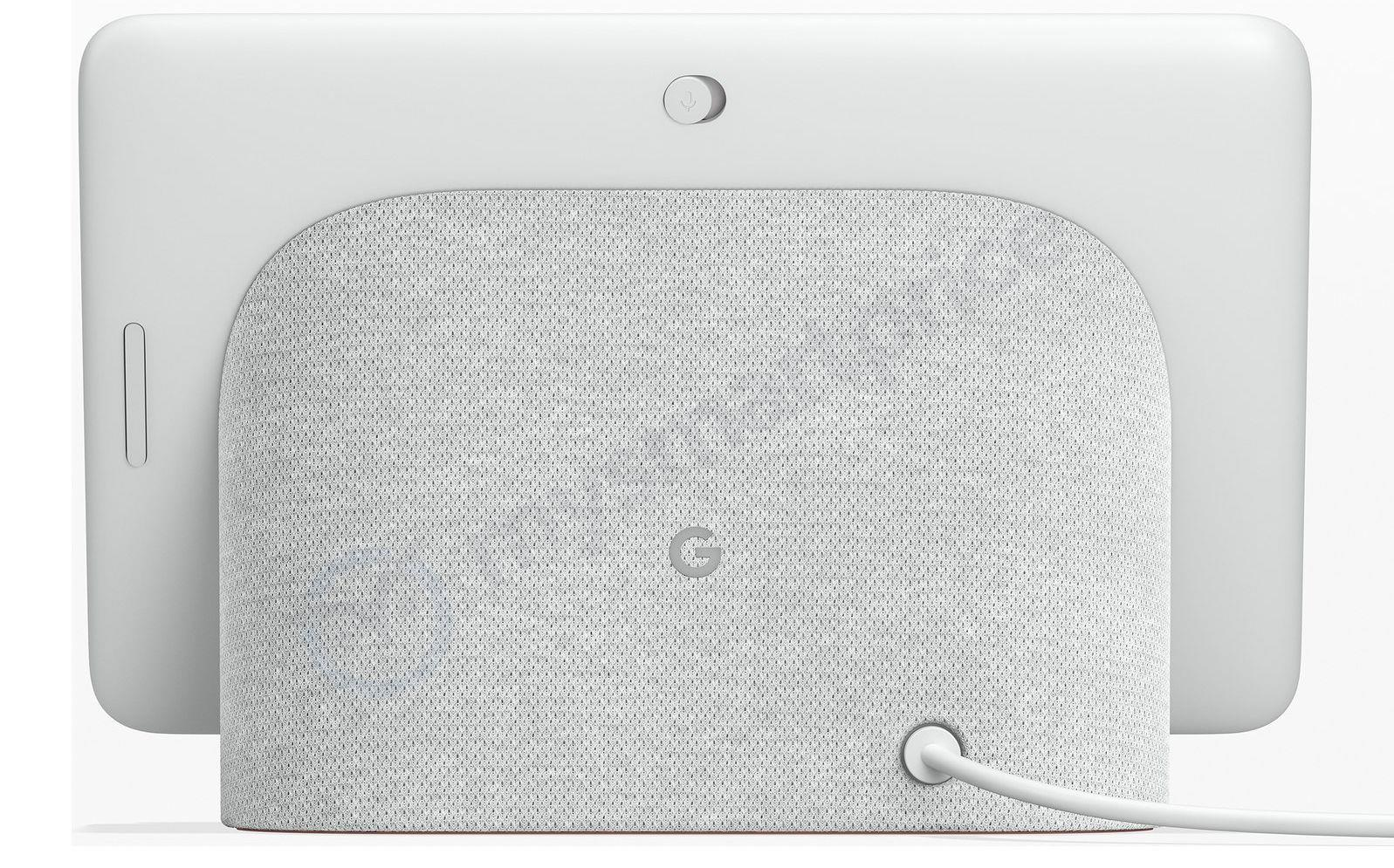 Leak Tips 'Google Home Hub' Smart Display