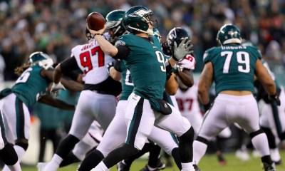 Philadelphia Eagles vs. Atlanta Falcons Live Stream- How to Watch NFL Online, TV Channel, Odds