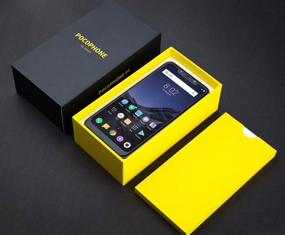 Xiaomi Pocophone F1 has arrive in US via B&H Photo Video, Poco F1 Global Version Unlocked Preorder