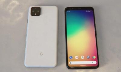 Google Pixel 4 Pixel 4 XL Coral color centrionews sept 9