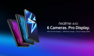 Realme 6, 6 Pro: Price, Specs, Features, Release Date On May 27