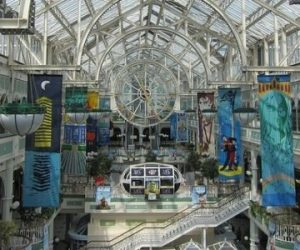 Tipos de centros comerciales