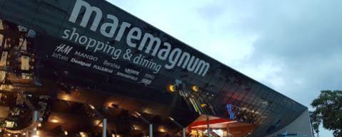 Centro comercial Maremagnum