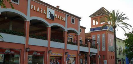 Centro comercial Plaza Mayor
