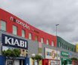 Centro Comercial Isla de Corfú