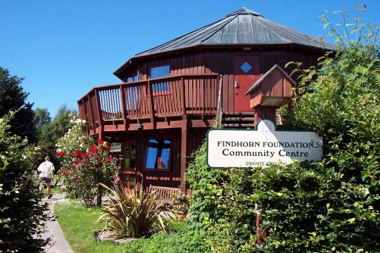 La comunità di Findhorn