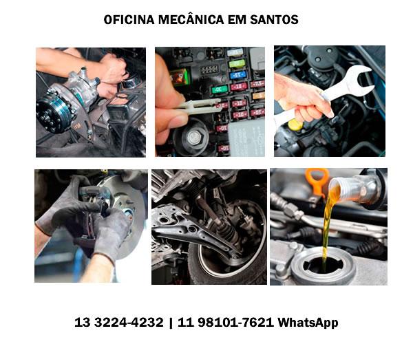 Oficina Mecânica em Santos