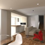 sala cucina ombre beige copy