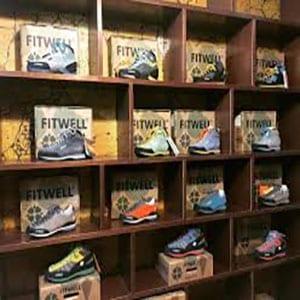 scarpe collezione Fitwell
