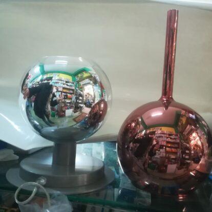 Ricambio per lampada o lampadario in vetro satinato molato. Bocce E Brindoli Ricambi Lampadari Archivi Centro Commerciale Gamma