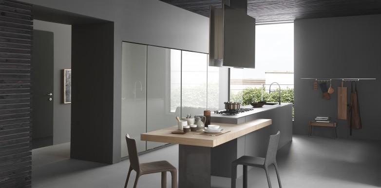 Centrocucine Milano  cucine moderne con penisola  CENTRO