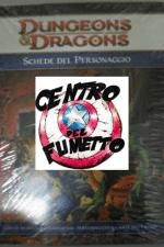 25 Edition - Dungeons & Dragons 4° edizione - Schede del Personaggio