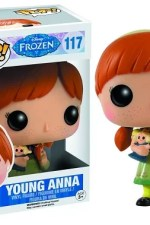 frozen - young anna