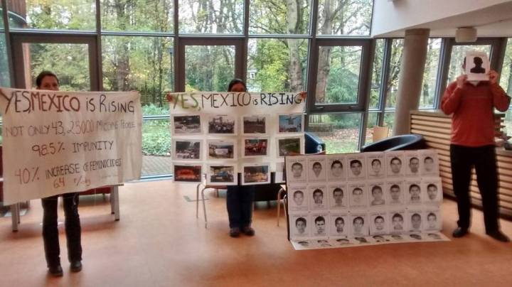 Ayotzinapa en York4