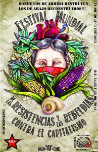Festival Mundial de las Resistencias