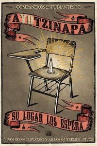Ayotzinapa Su lugar los espera