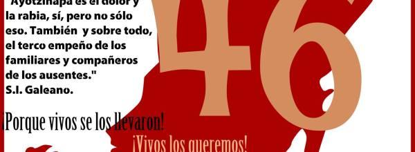 Yucatán: En vivo conferencia de prensa #Caravana43 #Ayotzinapa desde la ciudad Jo' (Mérida)