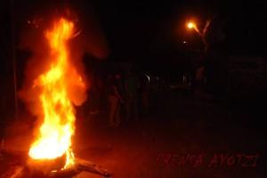 6 de junio Ayotzinapa en vela