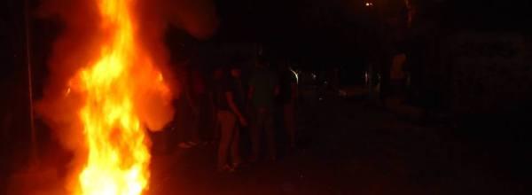 6 jun: Esta noche Ayotzinapa bajo sitio militar no duerme, la escuela de los 43