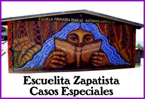 Escuelita Zapatista Casos Especiales